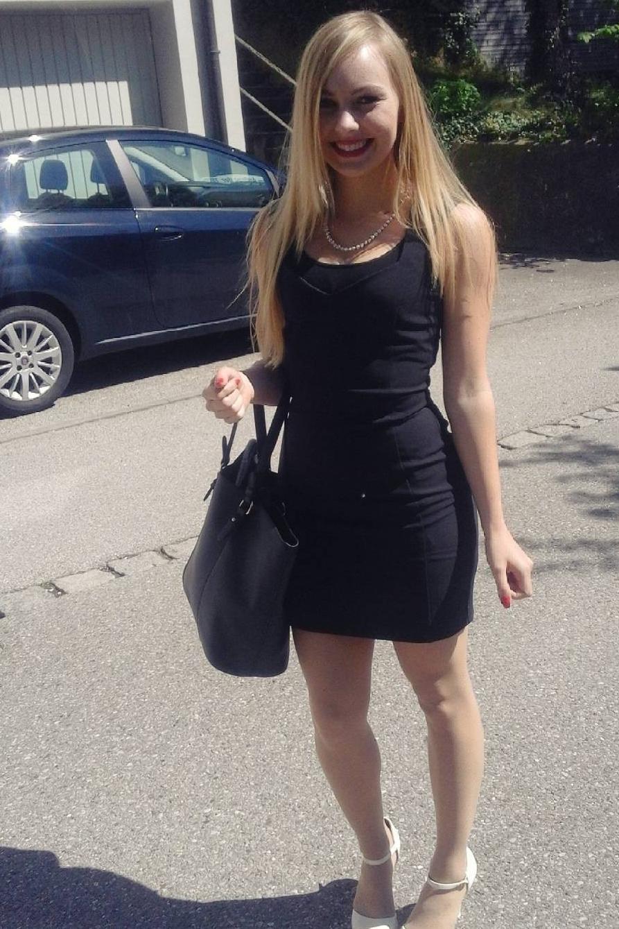 Dana - Hostess / Promoterin in Frankfurt & München - InStaff