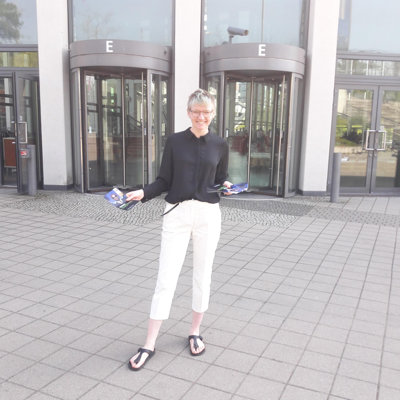 alexandra 20 jobs als promoterin verk uferin in berlin. Black Bedroom Furniture Sets. Home Design Ideas