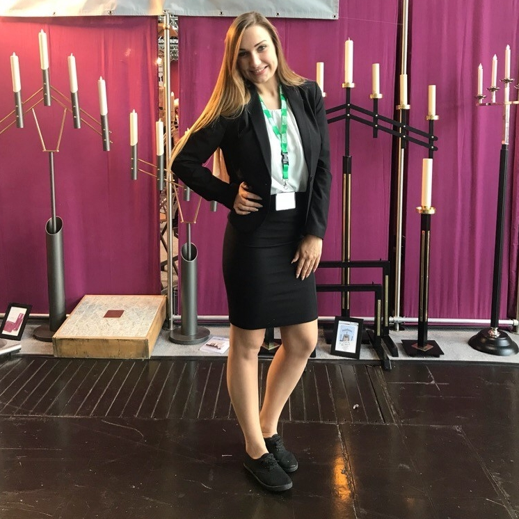 marina 32 jobs als hostess promoterin in d sseldorf uvm instaff. Black Bedroom Furniture Sets. Home Design Ideas