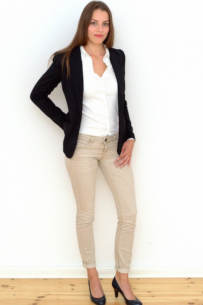 innovative design 8e445 10e92 Business Casual - das legere Büro Outfit - InStaff