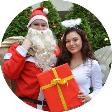 weihnachtsmann buchen weihnachtspersonal f r ihr unternehmen