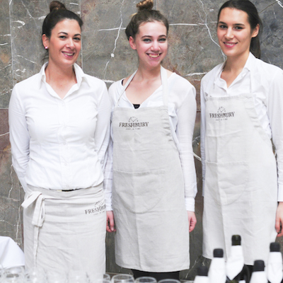 Cateringhostess für Freshbury Catering
