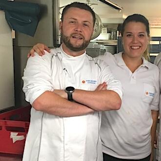 Küchenhilfe für Stern und Kreis GmbH