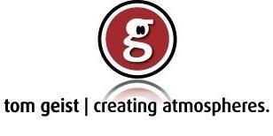 Logo tom geist creating atmospheres