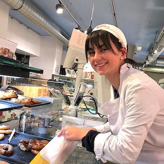 Verkäuferin in Bäckerei für basic AG 1