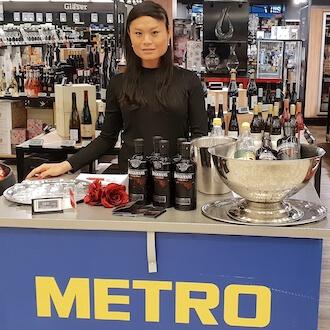 Verkosterin bei Metro für Perola GmbH